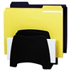 Fellowes Partition Additions Step File, Dark Graphite