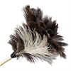 "Boardwalk Professional Ostrich Feather Duster, 7"" Handle"