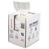 """Food Bags, 3.5 qt, 1 mil, 6"""" x 15"""", Clear, 1,000/Carton"""