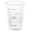 SOLO Cup Company Clear Graduated Medical Cups, 10oz, 1000/Carton