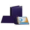 "Samsill Top Performance DXL Angle-D View Binder, 3"" Capacity, Dark Blue"