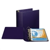 "Samsill Top Performance DXL Angle-D View Binder, 4"" Capacity, Dark Blue"