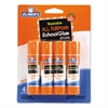 Elmer's Washable All Purpose School Glue Sticks, 4/Pack