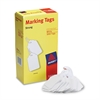 Avery Medium-Weight White Marking Tags, 2 3/4 x 1 11/16, 1,000/Box