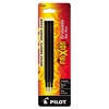 Pilot Refill for FriXion Erasable Gel Ink Pen, Black, 3/Pk