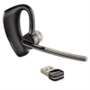 Voyager Legend UC Monaural Over-the-Ear Bluetooth Headset, Microsoft Optimized