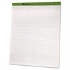 Flip Charts, 1 Ruled, 27 x 34, White, 50 Sheets, 2/Pack