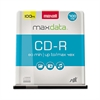 Maxell CD-R Discs, 700MB/80min, 48x, Spindle, Silver, 100/Pack