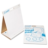 GoWrite! Dry Erase Table Top Easel Pad, 20 x 23, 4 10 Sheet Pads/Carton