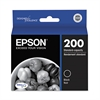Epson T200120 (200) DURABrite Ultra Ink, Black
