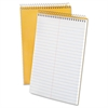 Ampad Spiral Steno Book, Gregg, 6 x 9, 15 lb, White, 70 Sheets