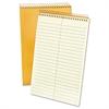 Spiral Steno Book, Gregg, 6 x 9, 15 lb, Green Tint, 80 Sheets