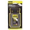 Stanley Tools Extra Heavy-Duty Utility-Knife Blade, Bulk
