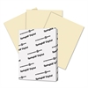 Springhill Digital Vellum Bristol Color Cover, 67 lb, 8 1/2 x 11, Ivory, 250 Sheets/Pack
