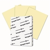 Digital Vellum Bristol Color Cover, 67 lb, 8 1/2 x 11, Canary, 250 Sheets/Pack