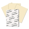 Digital Index Color Card Stock, 90 lb, 8 1/2 x 11, Ivory, 250 Sheets/Pack