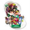 Office Snax Soft & Chewy Mix, Assorted Soft Candy, 2 lb Resealable Plastic Tub