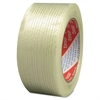 "tesa 319 Performance Grade Filament Strapping Tape, 3/4"" x 60yd, Fiberglass"