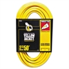 CCI Yellow Jacket Power Cord, 12/3 AWG, 50ft