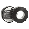 "Highland Vinyl Commercial Grade Electrical Tape, 3/4"" x 66ft, 1"" Core"