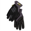 Mechanix Wear FastFit Work Gloves, Black, X-Large