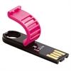 Verbatim Store 'n' Go Micro USB 2.0 Drive Plus, 8GB, Pink