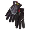 Mechanix Wear FastFit Work Gloves, Black, Medium