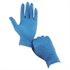 AnsellPro TNT Blue Single-Use Gloves, Small