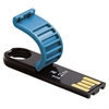 Store 'n' Go Micro USB 2.0 Drive Plus, 8GB, Blue