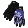 Mechanix Wear The Original Work Gloves, Blue/Black, X-Large