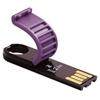 Verbatim Store 'n' Go Micro USB 2.0 Drive Plus, 8GB, Violet