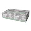 Kleenex Naturals Facial Tissue, 2-Ply, White, 125/Box