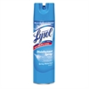Professional LYSOL Brand Disinfectant Spray, Spring Waterfall, 19 oz Aerosol, 12 Cans/Carton