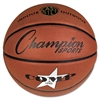 "Champion Sports Composite Basketball, Official Junior, 27.75"", Brown"