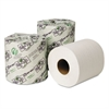 EcoSoft Universal Bathroom Tissue, 1-Ply, 1,000 Sheets/Roll, 48 Rolls/Carton