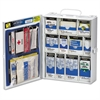 First Aid Only Medium First Aid Kit, 136-Pieces, OSHA Compliant, Metal Case