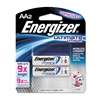 Energizer Lithium Batteries, AA, 2/Pack