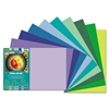 Pacon Tru-Ray Construction Paper, 76 lbs., 12 x 18, Assorted, 25 Sheets/Pack