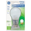 GE Compact Fluorescent Bulb, A21, Soft White