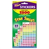 TREND Sticker Assortment Pack, Smiling Star,  2500 per Pack