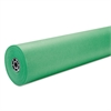 "Pacon Rainbow Duo-Finish Colored Kraft Paper, 35 lbs., 36"" x 1000 ft, Brite Green"