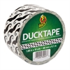 "Duck Colored Duct Tape, 9 mil, 1.88"" x 15 yds, 3"" Core, Mustache"