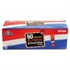 Elmer's Washable All Purpose School Glue Sticks, Clear, 60/Box