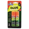 Elmer's School Glue Naturals, Clear, 0.21 oz Stick, 2 per Pack
