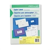 PRES-a-ply White Copier Address Labels, 1 x 2 13/16, 3300/Box
