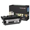 Lexmark 64475XA Toner, 55000 Page-Yield, Black
