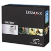 Lexmark 12A7360 Toner, 5000 Page-Yield, Black