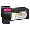 C540H2MG High-Yield Toner, 2000 Page-Yield, Magenta