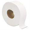 GEN Jumbo JRT Bath Tissue, 2-Ply, White, 9 in Diameter