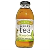 Inko's Ready-To-Drink Honeydew White Tea, 16oz Bottle, 12/Carton